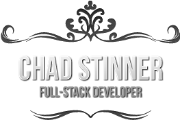Chad Stinner - Full-Stack Developer